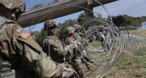 EU enviará soldados a frontera sur para instalar barreras de alambre