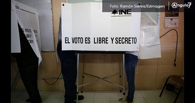 Van 4 de 8 votos necesarios para que INE atraiga elección de Puebla