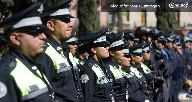 Sólo 10.4% de elementos de Ssptm cumple requisitos para ser mando policial