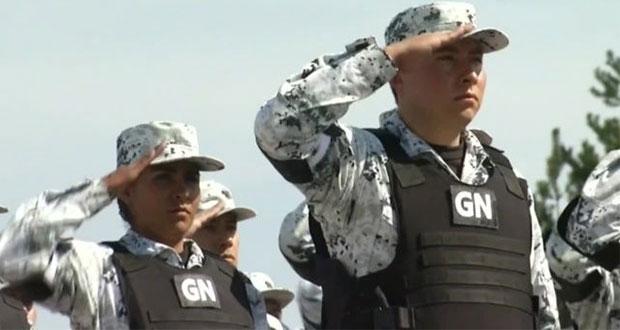 Diputados aprueban periodo extra para discutir Guardia Nacional