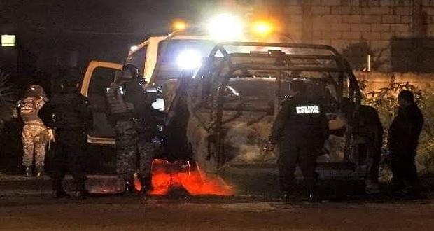 Emboscan a elementos de la Gendarmería en Huixcolotla; habría un muerto