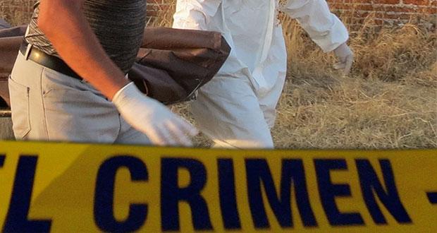 En Tecamachalco, ejecutan a hombre y hallan 13er cadáver a nivel estatal