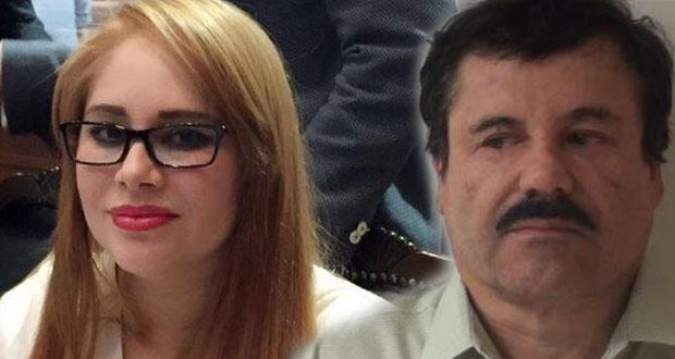 """En juicio, exdiputada de Sinaloa confiesa amorío con """"El Chapo"""""""