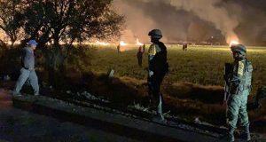 FGR citará a militares y personal de Pemex por explosión en Hidalgo