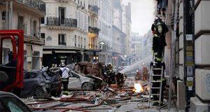 Suman 4 muertos y 47 heridos por explosión de panadería en París