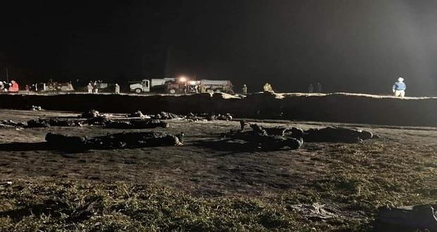 Ya son 79 los fallecidos y 81 heridos, la mayoría de gravedad, reportan
