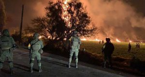 Hidalgo reporta 98 muertos por explosión y desmiente indemnizaciones