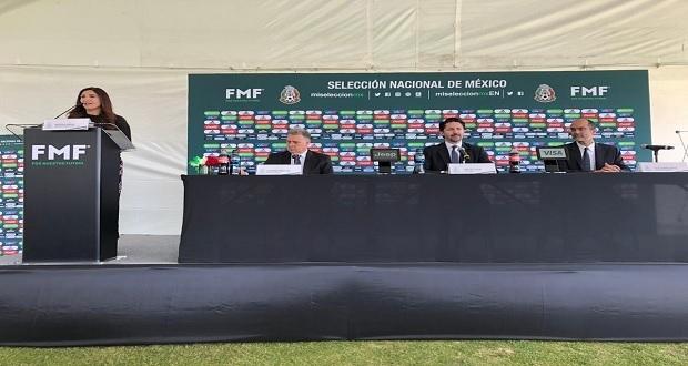 """""""El Tata"""" Martino ya es director del Tri; firma por cuatro años"""