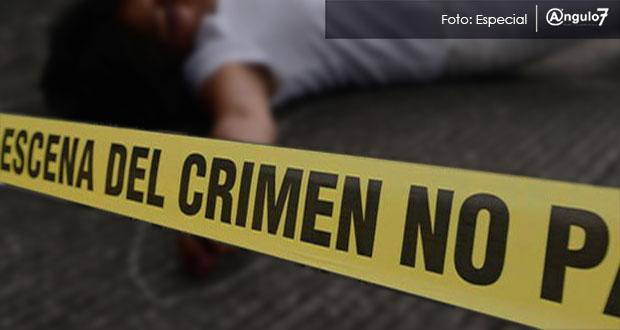 Feminicidios en Puebla bajan 19.8% en un año