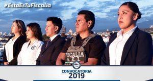 Fiscalía de Puebla abre vacantes para agentes, peritos y analistas