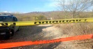 Hallan presunta fosa clandestina con cuerpos en San José Miahutlán