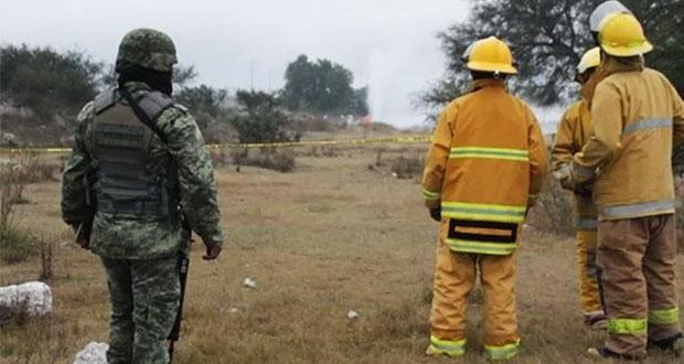 Por fuga de combustible, evacúan a vecinos de localidad en Hidalgo