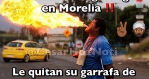 Desabasto de gasolina genera memes en redes sociales