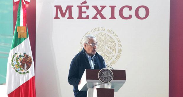 Trabajar sin distingos partidistas, afirma Pacheco en su primer evento