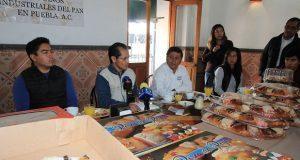 Anuncian Feria de Rosca de Reyes; costarán de $40 y hasta $380