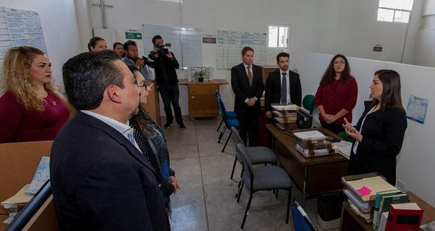 Abren instalaciones de Dirección Jurídica en DIF de Puebla capital