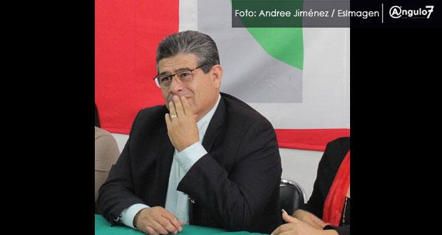Casique descarta renovación del CDE; PRI competirá en elección extraordinaria