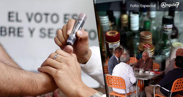 Canirac pide que Ley Seca en elecciones no se aplique a restaurantes