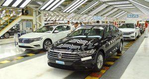 Nuevo Jetta, 3er auto más producido en México en 2018: VW de Puebla
