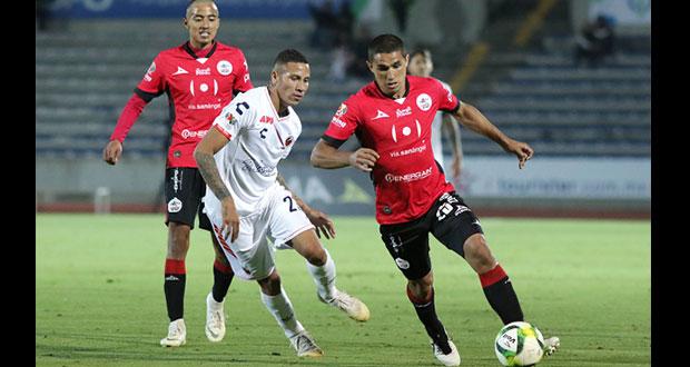 Lobos BUAP decepciona en Copa MX; empata con Veracruz