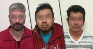 Vinculan a proceso a tres por posesión de droga en Puebla capital