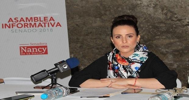 De la Sierra buscará candidatura a la gubernatura por Morena