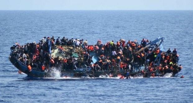 Naufragio en Libia deja al menos 100 desaparecidos y tres muertes