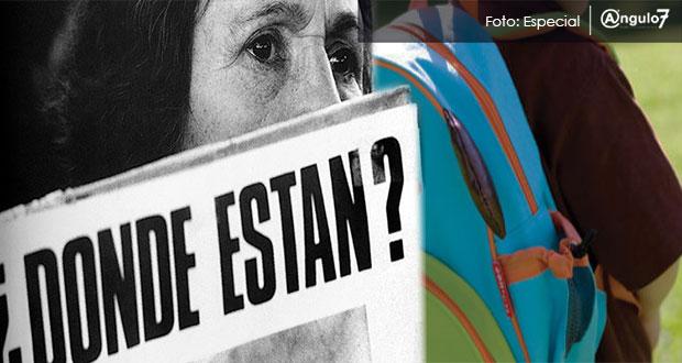 Puebla capital, el municipio con más niños desaparecidos en sexenio de EPN