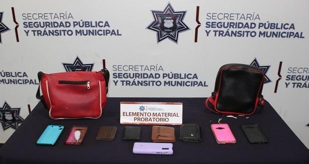Detienen a 2 jóvenes por robo a transporte público en San Antonio