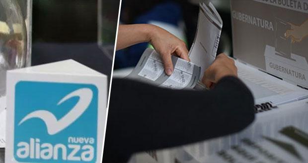 Nueva Alianza irá en solitario por gubernatura de Puebla