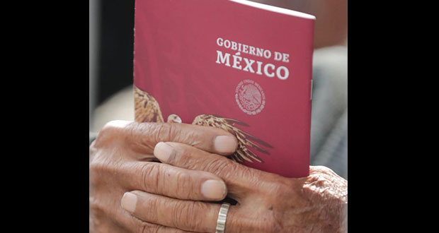 Gobierno federal inicia entrega de pensión de $2,550 a adultos mayores. Foto: lopezobrador.org