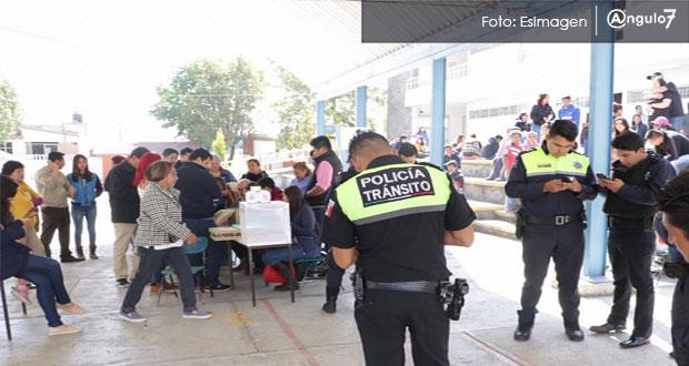 Suspenden votaciones en San Felipe, Romero Vargas, Aparicio y La Resurrección