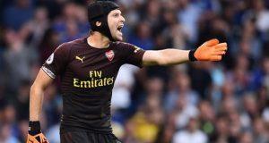 El portero Peter Cech se retira con Arsenal tras 20 años de carrera