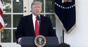 Gobierno estadounidense será reabierto durante tres semanas: Trump