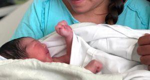 La primera bebé de 2019 en Puebla nació en el IMSS La Margarita