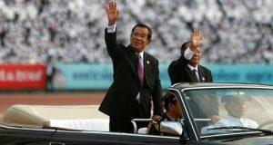 ¿Por qué Camboya tiene sanciones de la Unión Europea?