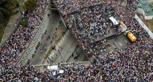Por protestas en Venezuela, CIDH suma 16 muertos; van 26, según OVCS