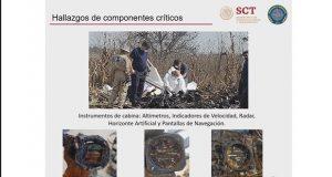 Helicóptero en el que murieron Martha Erika y Moreno Valle no tenía caja negra