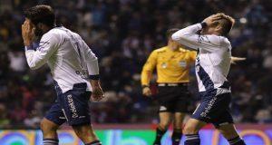 Club Puebla sigue sin ganar; iguala 1-1 en casa ante Santos