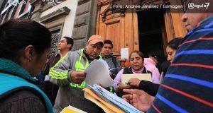 Se registran 137 planillas para renovación de 17 juntas auxiliares en Puebla
