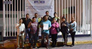 Reportan registro de 2 últimas planillas para elecciones en Atlixco