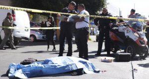 Camión de ruta 3 atropella y mata a mujer en prolongación Reforma