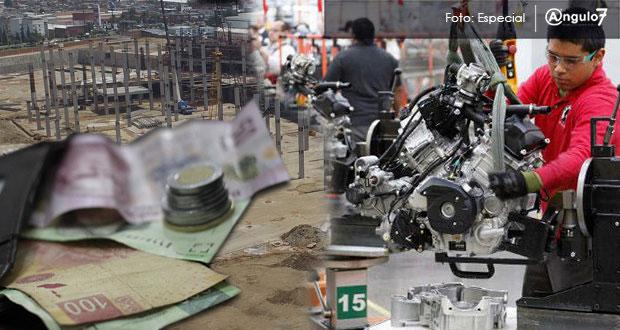 Manzanilla pide salario mínimo de $176 para Puebla y que esté en zona libre
