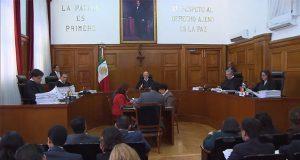 SCJN decide mantener congelada ley para tope salarial a funcionarios