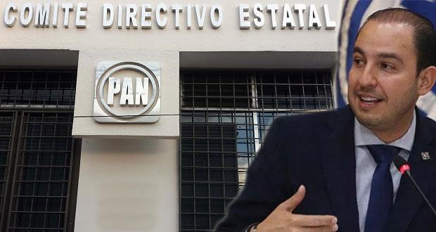 CEN y CDE del PAN se reunirán por interinato y candidato a gubernatura