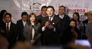 Armenta y su bloque van contra imposición de Barbosa como candidato