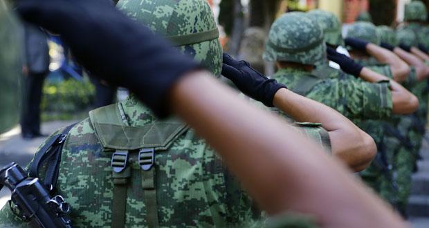 AMLO plantea que Sedena dirija operaciones de Guardia Nacional