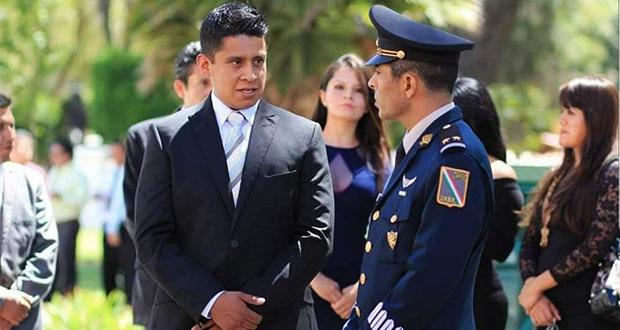 Anotan a consejero nacional en derechos humanos para el interinato