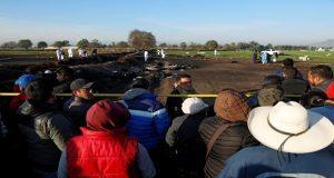 Sube a 66 los muertos por explosión en ducto de Hidalgo; hay 76 heridos