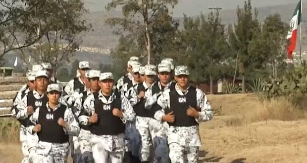 Guardia Nacional es el inicio al combate a la delincuencia: Coparmex